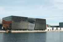 کتابخانه جورج پی بادی در بالتیمور مریلند امریکا