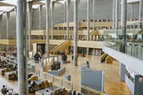 کتابخانه بنییچ نیوهیون ایالات متحده آمریکا