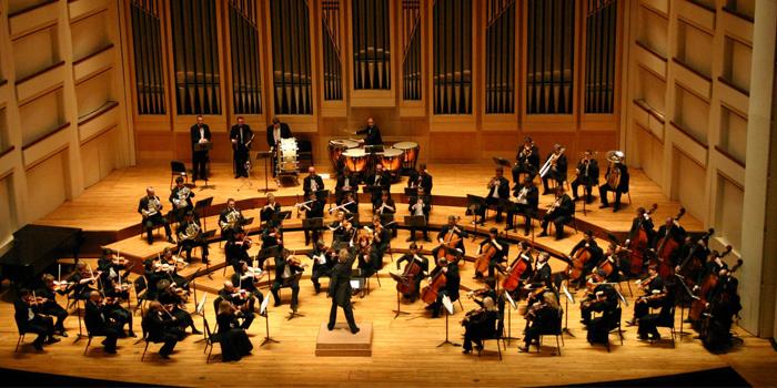 موسیقی کلاسیک - گروه ارکستر