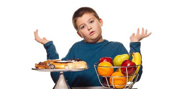 چاقی و اضافه وزن در کودکان و نوجوانان