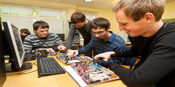 معرفی مشاغل - مهندسی سخت افزار