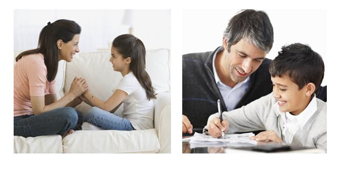 والدین و تحول شخصیت فرزندان