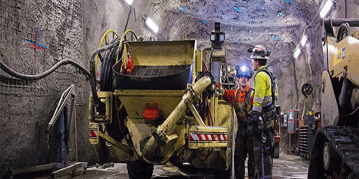 معرفی مشاغل-مهندسی معدن