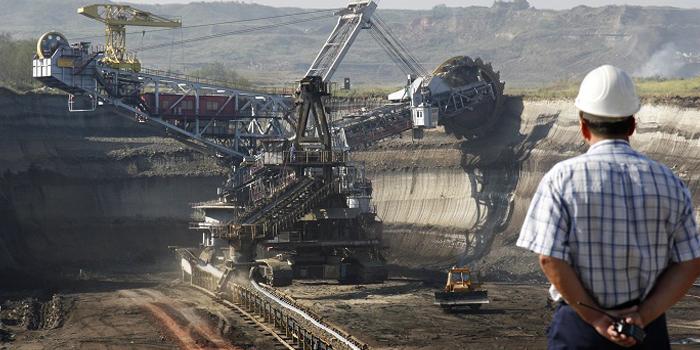 معرفی مشاغل - مهندسی معدن