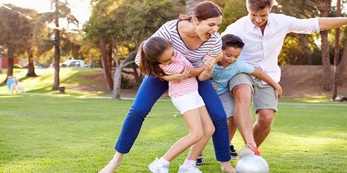 برای تداوم تمرین و ورزش، به کودک خود کمک کنید