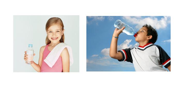 هنگام تمرین و ورزش چه مایعاتی برای کودکان و نوجوان مناسب است ؟