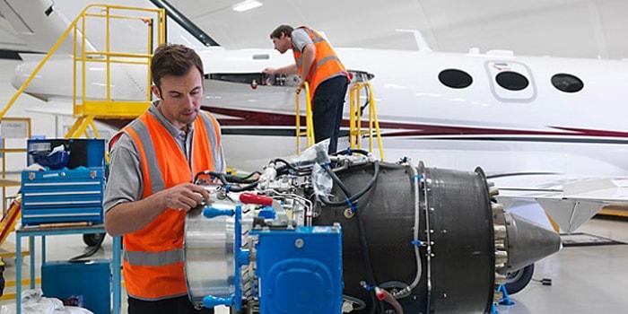 معرفی مشاغل - مهندسی هوافضا