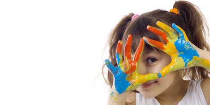 رازهای نقاشی کودک من