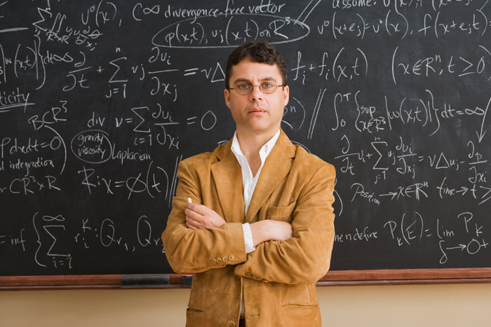 معلم ریاضی