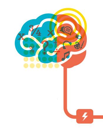 نیمکره راست و چپ مغز