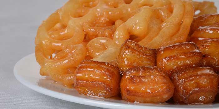 زولبیا بامیه و رژیم غذایی در ماه مبارک رمضان