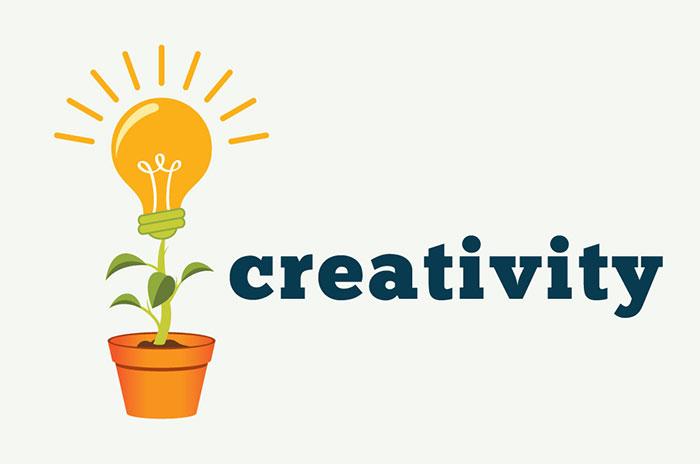 خلاقیت، نوآوری