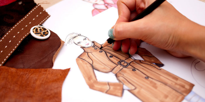 شغل طراح لباس