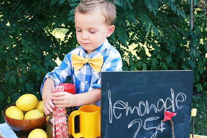 چگونه به کودکان خود کمک کنیم تا کارآفرین باشند؟